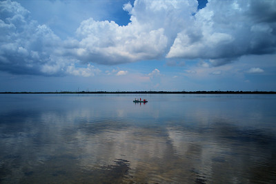Upper Tampa Bay Park, 4th of July