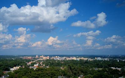 Augusta, GA skyline