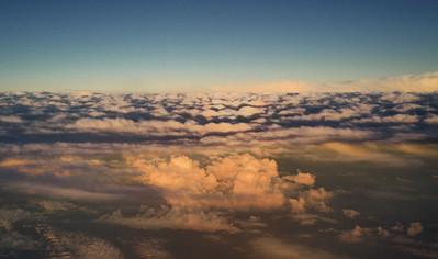 Plane Clouds
