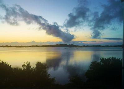 Sunrise Clouds Cedar Key