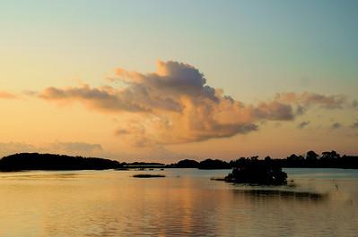 Sunrise Cedar Key