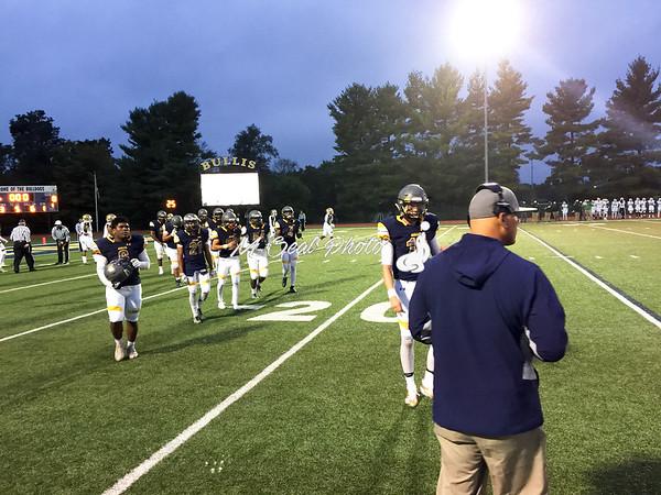 Bullis (MD) vs. Carroll (DC) football