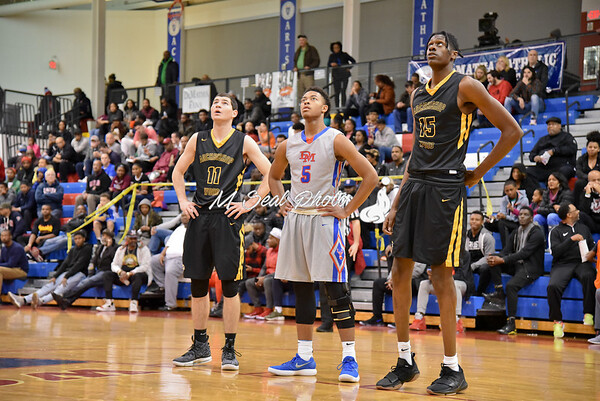 DeMatha (MD) vs. Archbishop Wood (PA) boys basketball