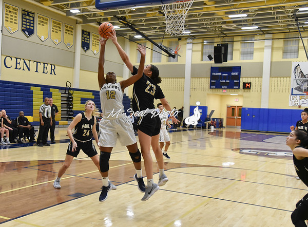 Paul VI (VA) vs. Good Counsel (MD) girls basketball