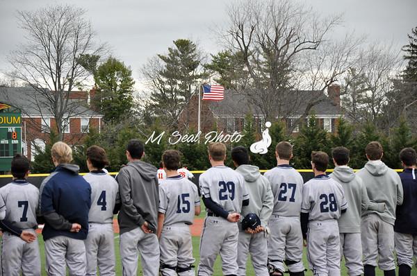 Georgetown Prep (MD) vs. Calvert Hall (MD) varsity baseball