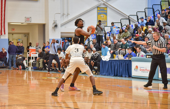 Roselle Catholic (NJ) vs. Gray Collegiate Academy (SC) boys basketball
