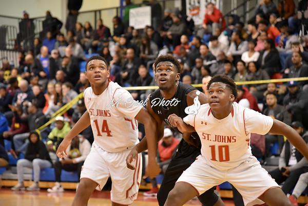 St. John's (DC) vs. IMG Academy (FL) boys basketball