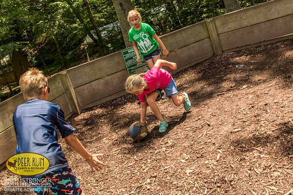 Session 7, July 17-21: 2017 Deer Run Day Camps