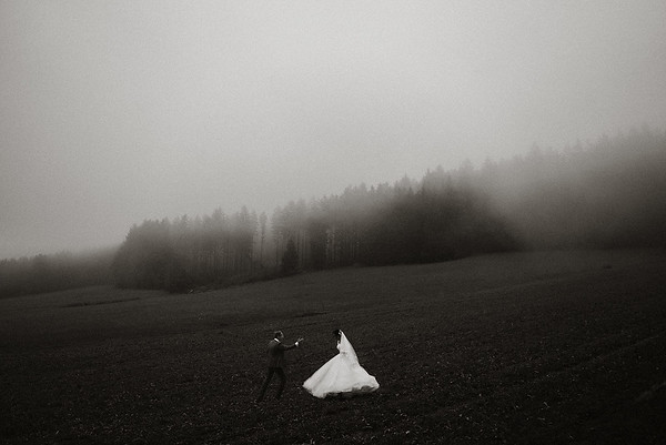 Wedding in Europe