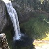 2nd highest water falls in OR; Salt Creek Falls