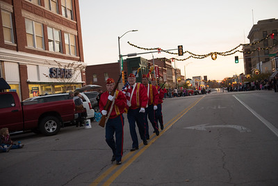 11-19-2017 Independence Christmas Parade
