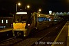 22015 at Drumcondra with the delayed 1725 Hazelhatch - Grand Canal Dock. Tues 24.01.17