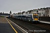 3006 arrives at Portrush with the 1210 Great Victoria Street - Portrush. Sat 27.05.17