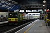 8538 + 8537 + 8527 + 8528 depart from Pearse with the 1710 Greystones - Malahide. Sun 08.10.17