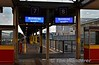 New platform information screens have recently been installed at Heuston Station giving train departure information. Sun 08.10.17