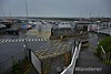 The old Carlise Pier at Dun-Laoghaire were the ferry terminal was located up to 1996. The railway station here closed in the November 1980. Sun 08.10.17