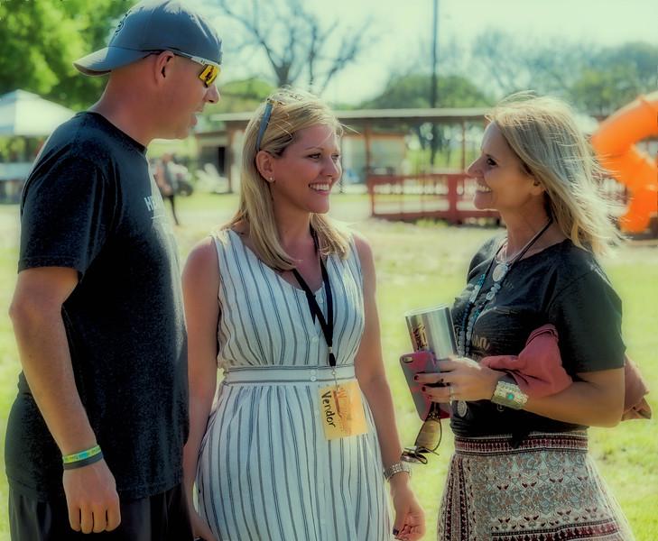 Jason, Jen & Tina