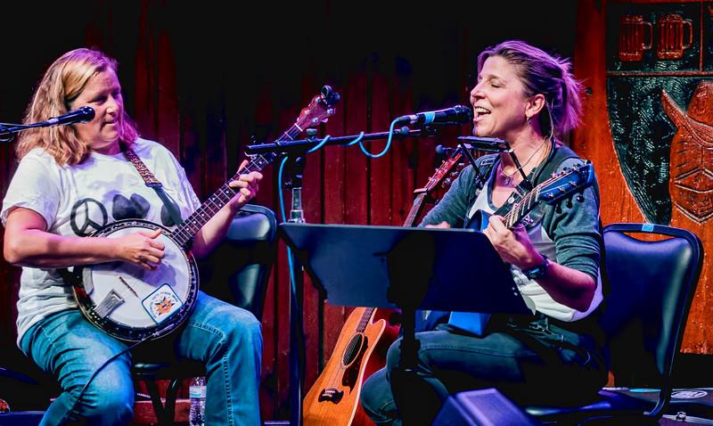 Susan Gibson and Terri Hendrix