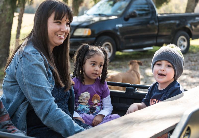 Jennifer, Mila, Jackson