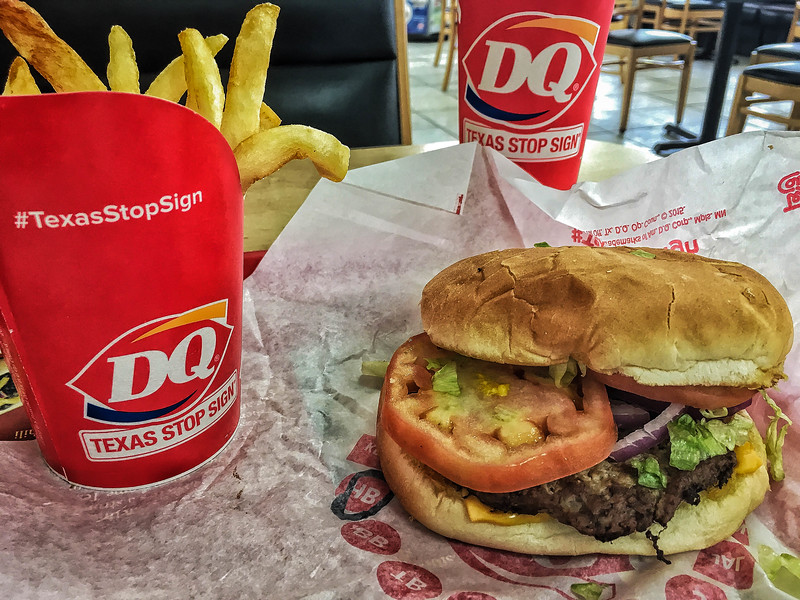 Hunger Buster, Dairy Queen