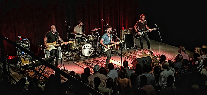 Sean McConnell Band, the Heights Theater, Houston