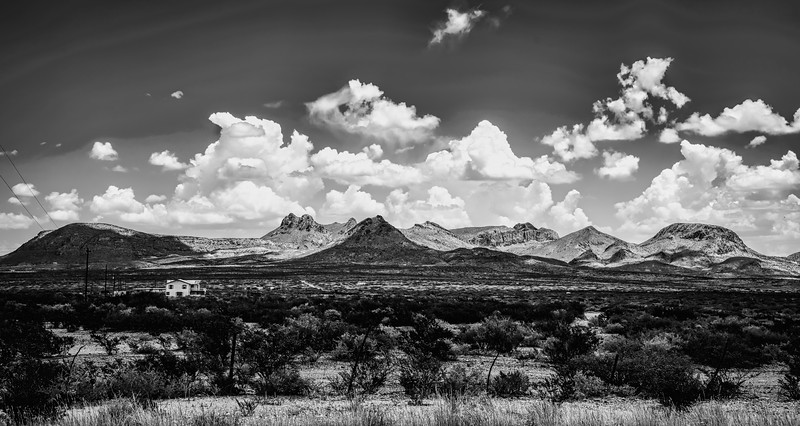 Near Alpine, Texas