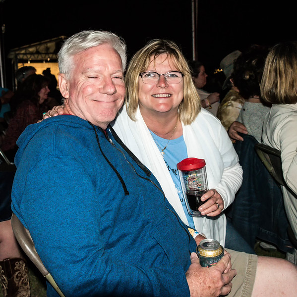 Tony and Marsha