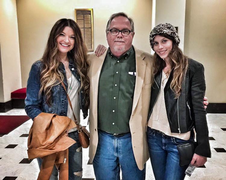 Liz, Dave, Savannah