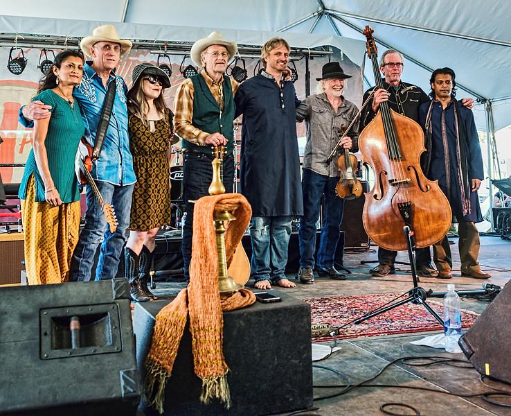 Bob Livingston Cowboys and Indians band