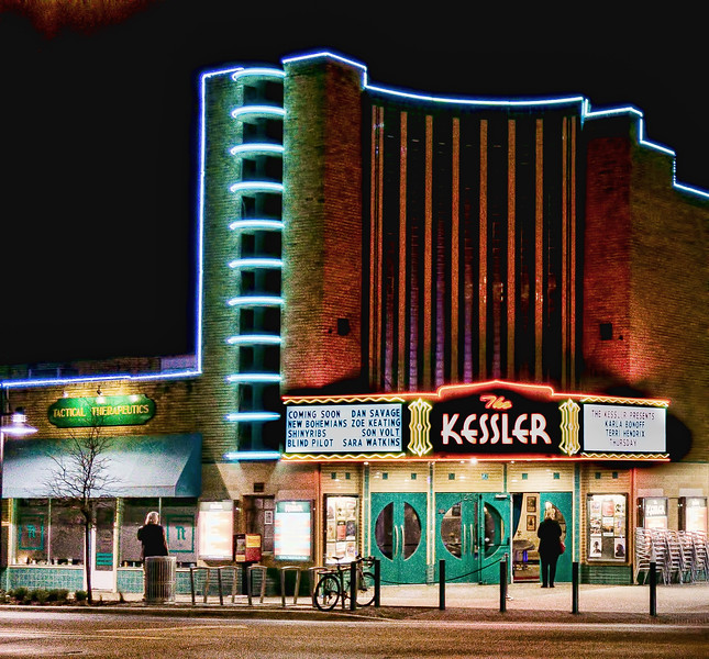 Kessler Theater, Dallas