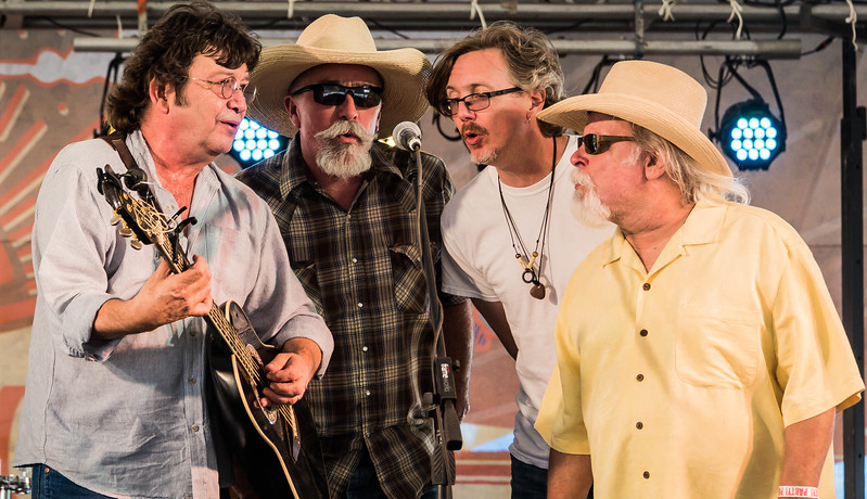 Shake Russell, Mike Blakely, Bill Small, Tommy Alverson