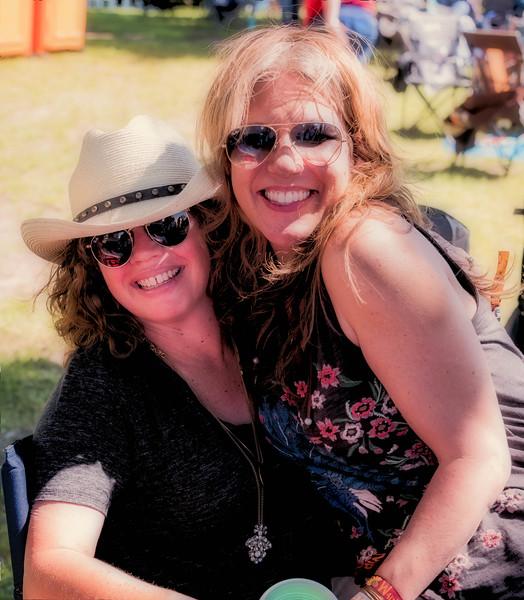 Lisa and Julie