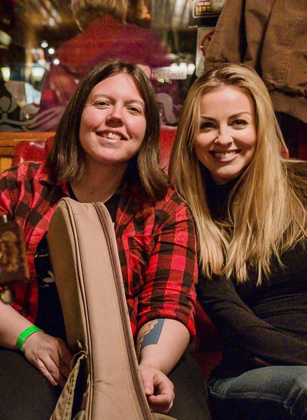 Jana and Kristi