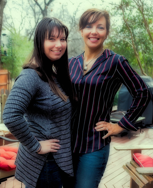 Jennifer and Michelle