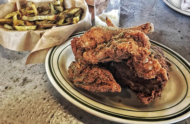 Prohibition Chicken, Lewisville
