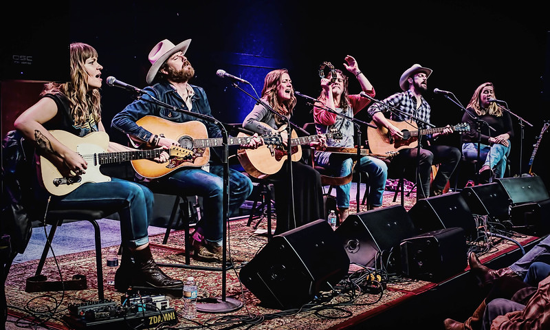 Red River Songwriters roadshow
