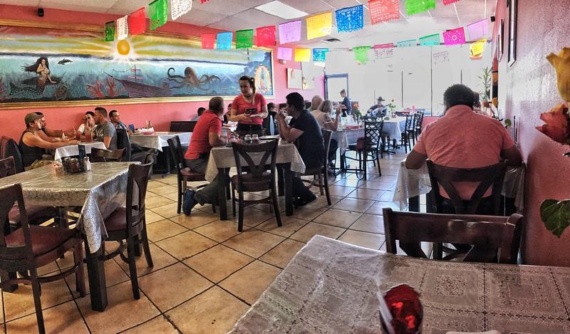 La Cocina de Doña Clara, Santa Fe, New Mexico