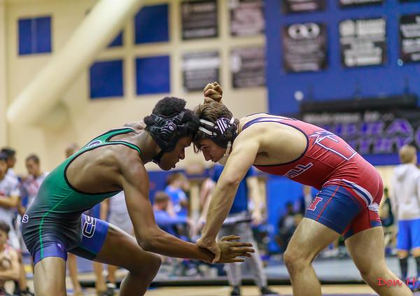 CSHS Wrestling @Park Vista 11/17/17