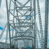 steel engineered highway bridge structure