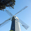Golden Gate Park Windmill near san francisco california