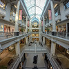victoria british columbia June 2017 - inside the bay centre mall in victoria british coulbia
