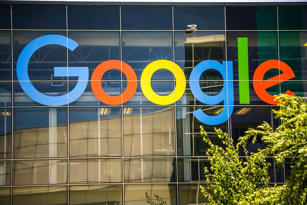 May 2017 Silicone Valley California - Google Headquarters HQ in Silicone Valley California