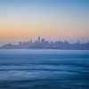 morning in san francisco california