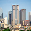 dallas texas city skyline at daytime
