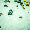 Rock climbing wall recreation center