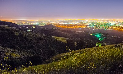 mountain view of san jose california