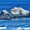 soberanes and cliffs on pacific ocean coast california