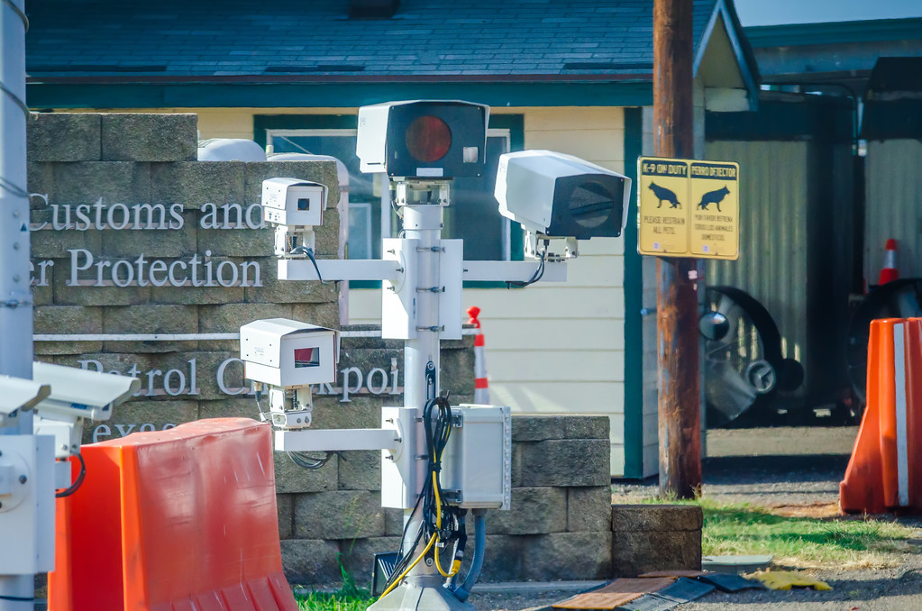 high security federal border patrol