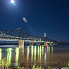 bridge across mississippi river near vicksburg