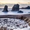 soberanes point big sur california sunset